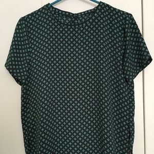 Short sleeved top by Loft.
